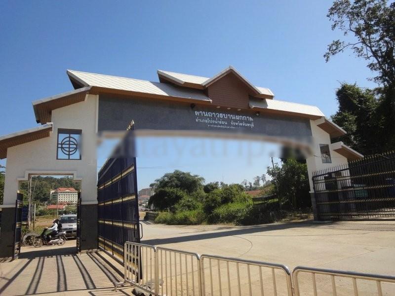Пограничный переход Ban Pakard - Phsar Prom Pailin