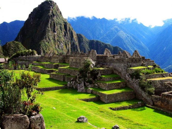 Мачу-Пикчу, Перу