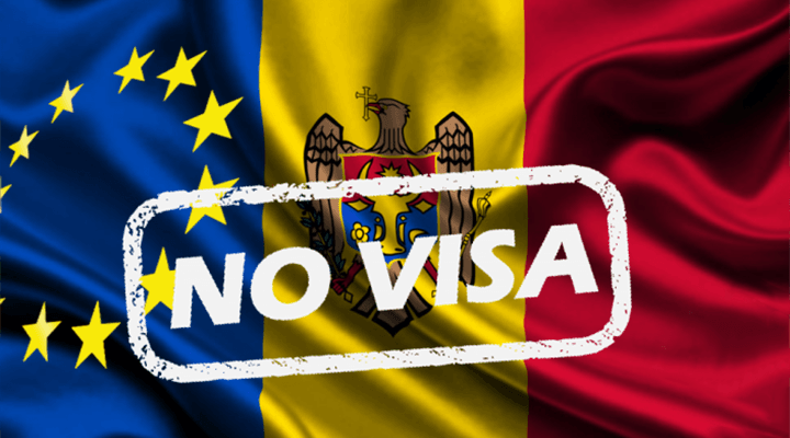 Безвизовые страны для Молдовы