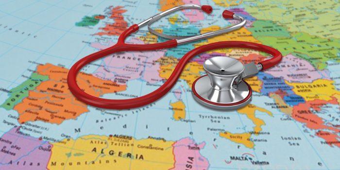 страхование для поездки за границу