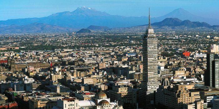 столицу Мексики - Мехико