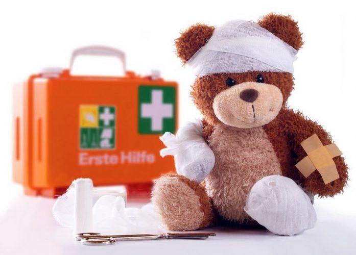 медицинская помощь детям