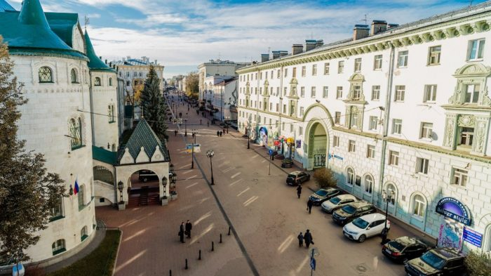 Улица Рождественская, Нижний Новгород