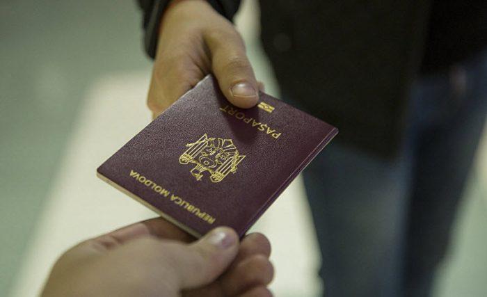 получение паспорта Молдовы