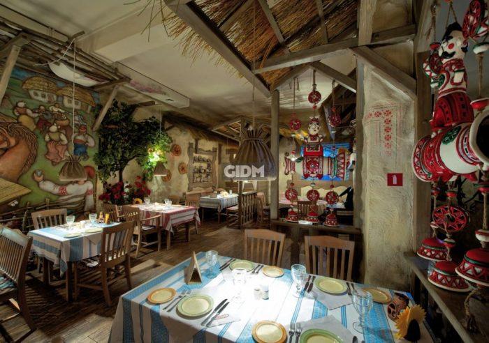 """Ресторан украинской кухни """"Шкварок"""""""