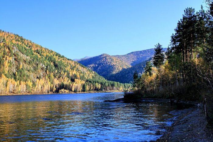 Красота Сибири восторгает и изумляет