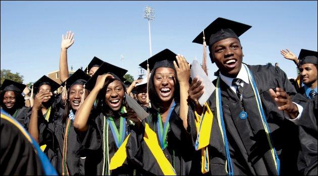 Студенты ЮАР