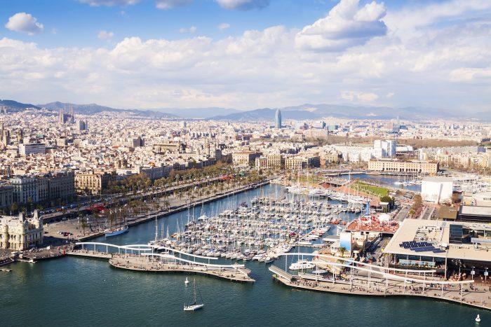 Вид на Каталонию