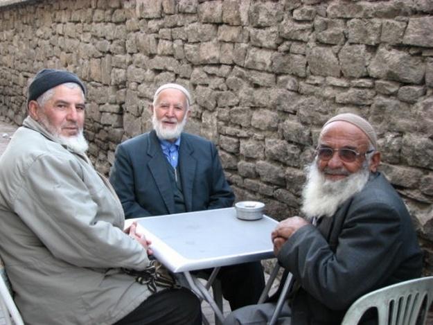 Пенсионеры Турции