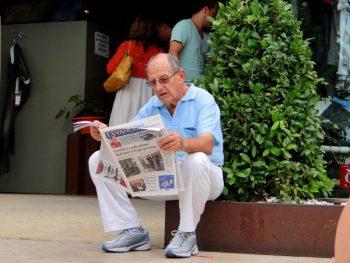 Испанский пенсионер