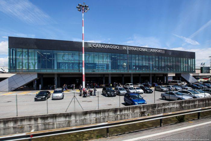 аэропорт Орио-аль-Серио имени Караваджо