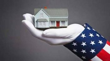 Дом в США