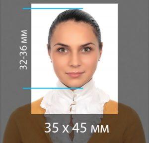 фото на визу в Польшу