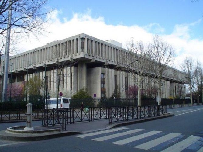 посольство РФ во Франции