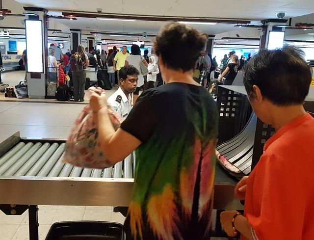 аэропорт Velana
