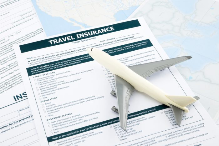 страховка для путешествия за границу