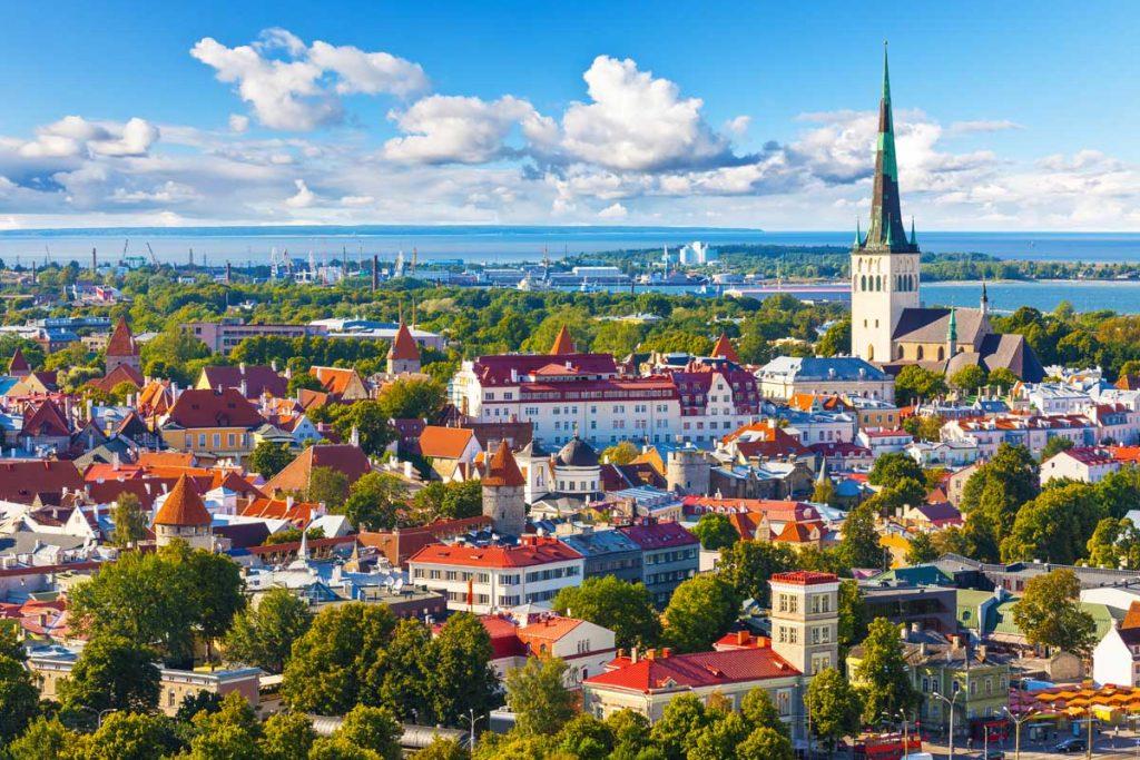 Работа в Таллине