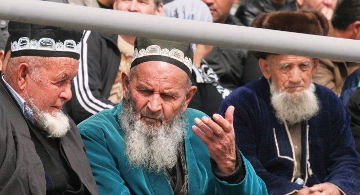 Пенсионер Туркменистана