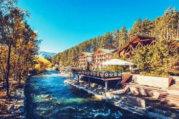 Эко-курорт, Горный Алтай