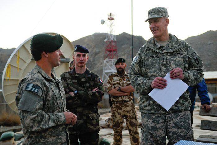 Военный инструктор