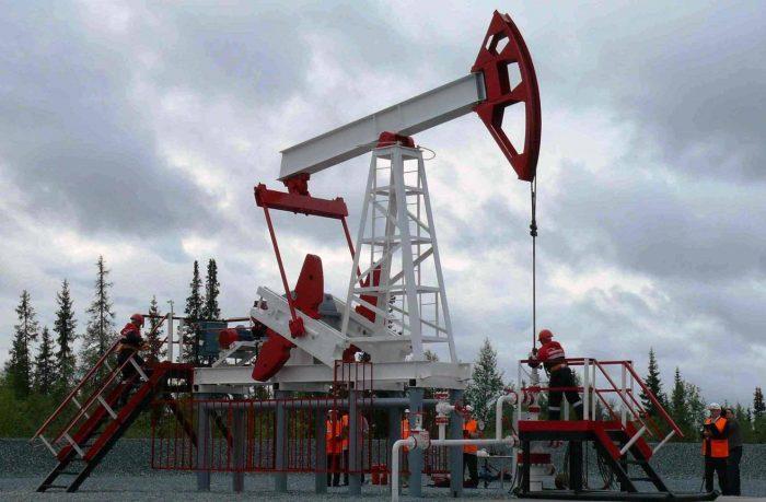 Добыча нефти в республике Коми