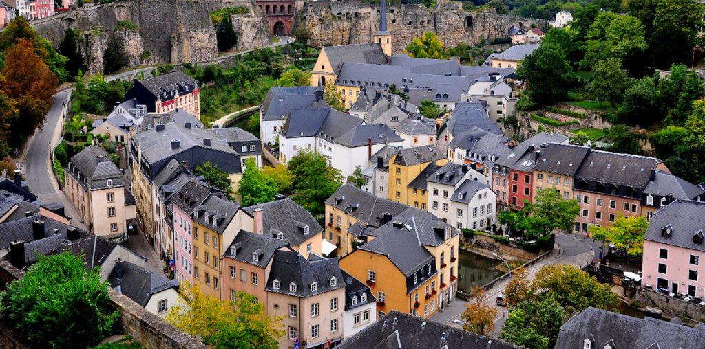 Зарплаты в Люксембурге