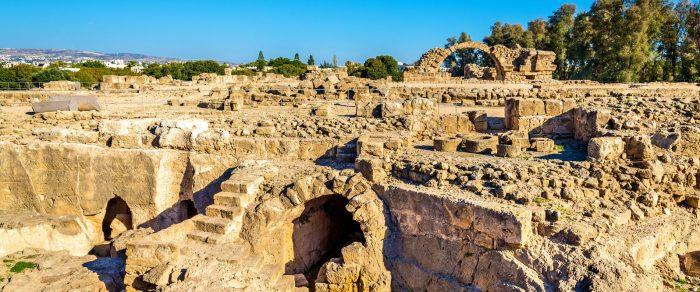 Курион - древний город Кипра