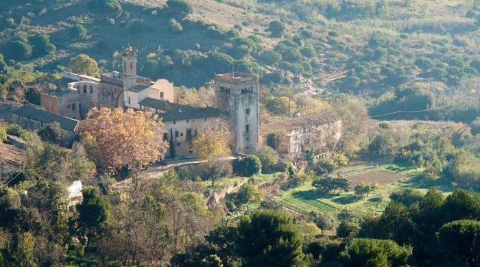 монастырь Сан Джерони-де-ла-Mутра