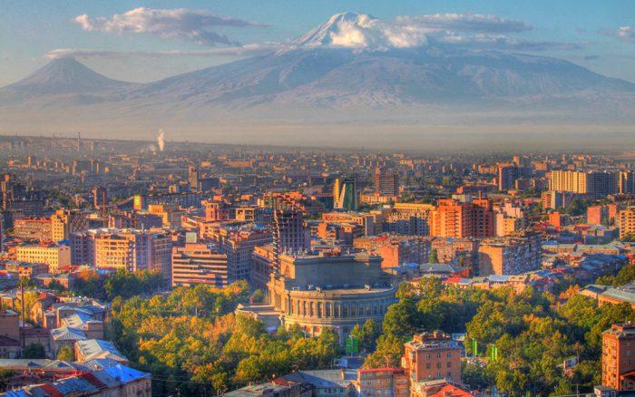 виды Армении
