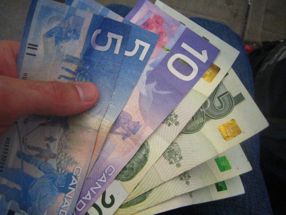 Добавка к пенсии в Канаде