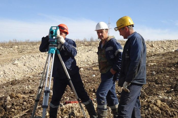 Геолог в РФ