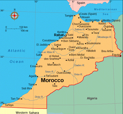 Официальный государственный язык в Марокко: на каких диалектах говорят в стране