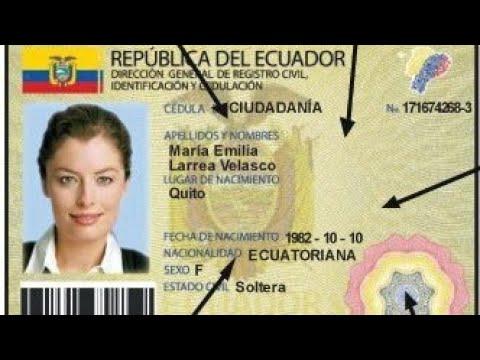 Виза Эквадор