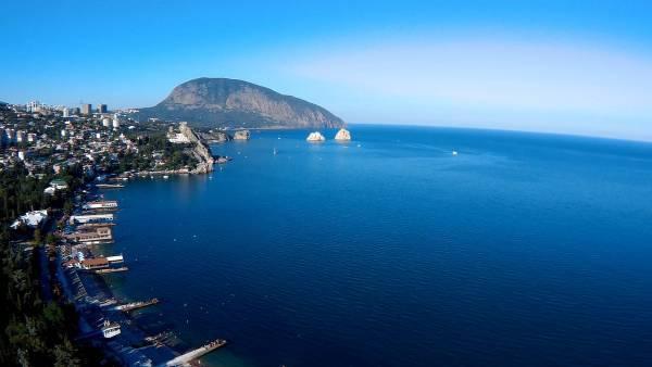Крым, город-курорт Ялта
