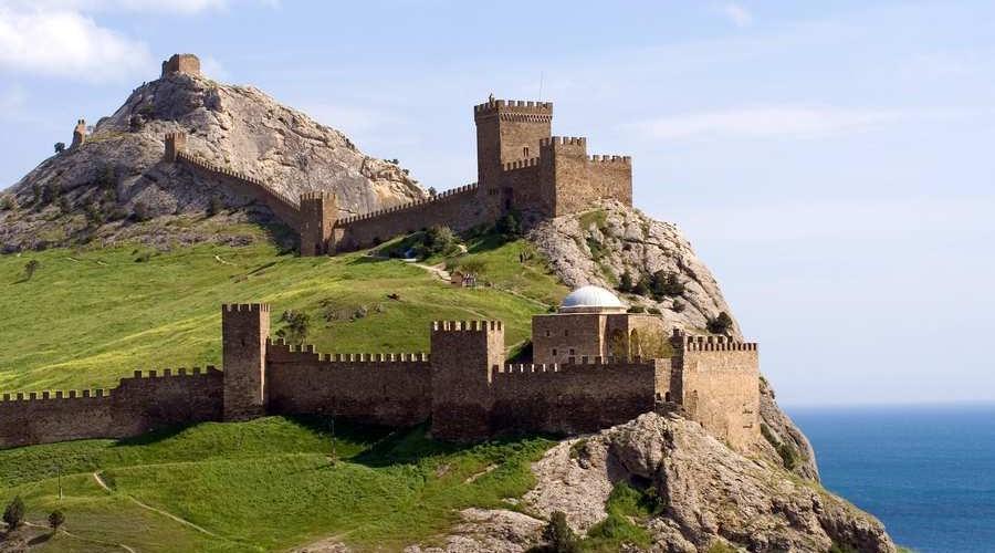 Судакская крепость (Генуэзская крепость)