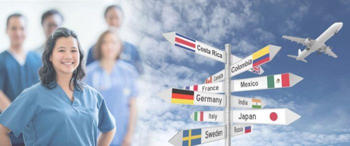 медицинская помощь за границей