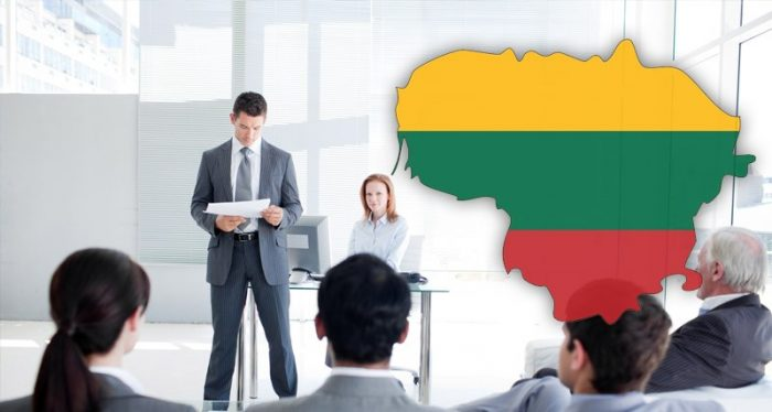 Бизнес-компания в Литве