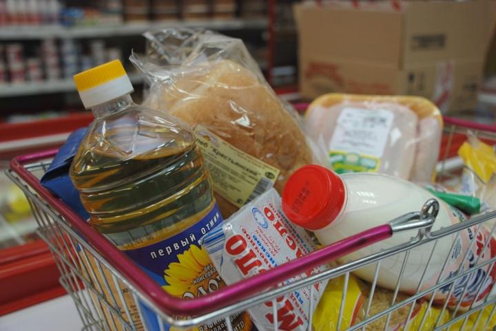 Цены на продукты в Азове
