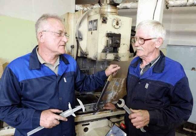 пенсия работающим пенсионерам