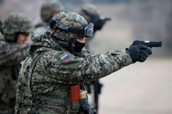 Работа в РФ спецназа