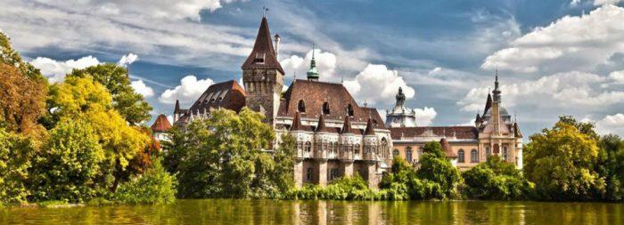 Поместье в Венгрии