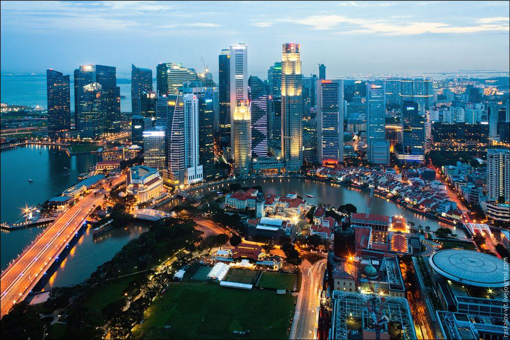 Нужна ли транзитная виза для пересадки в Сингапуре