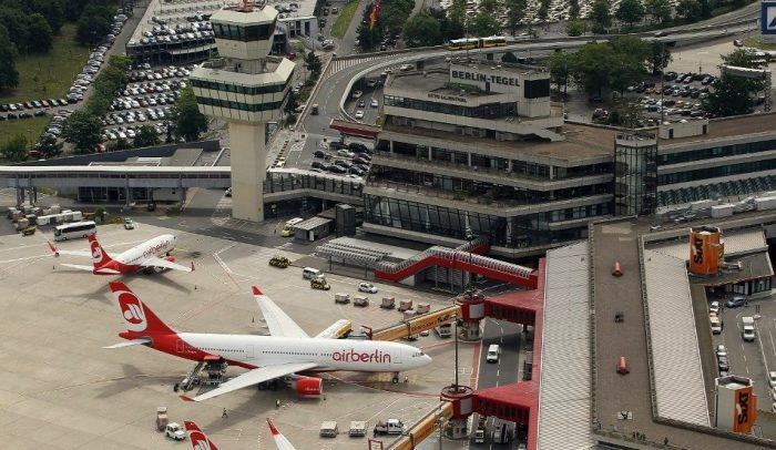 Аэропорт Берлин-Тегель
