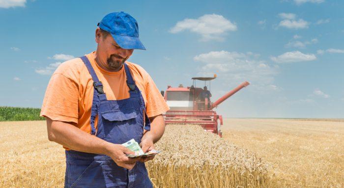 Зарплаты в сельском хозяйстве