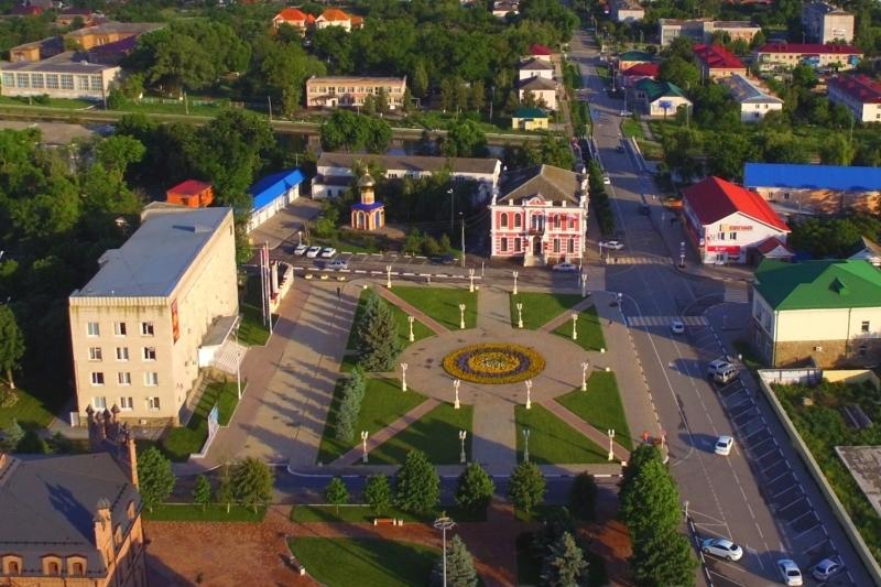 Станица Полтавская
