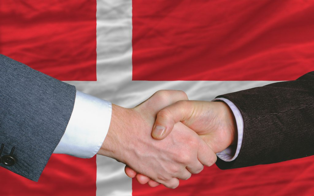 Налоги в Дании