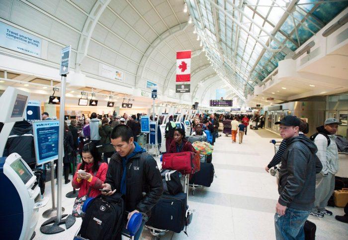 Аэропорт Торонто