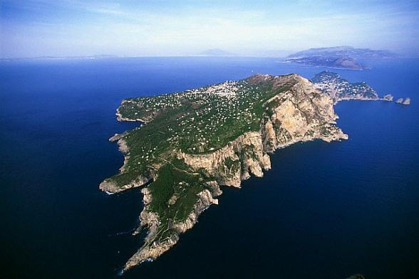 Курорт Капри. Италия.