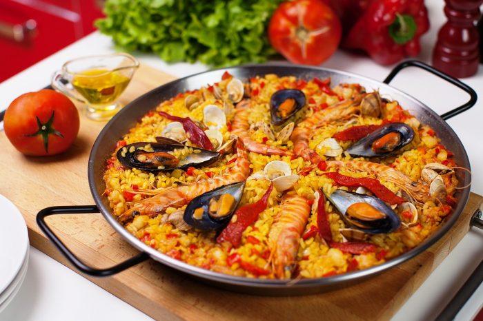 Паэлья (Paella) – душа испанской кухни.