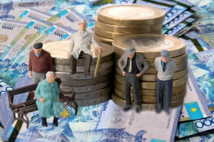 Выплаты для пенсионеров в Казахстане